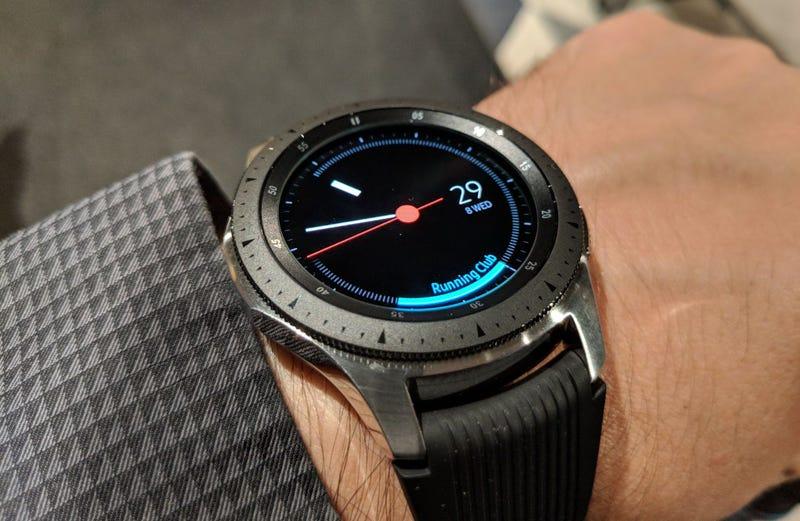 00a2489d0892 Illustration for article titled Probamos el nuevo Galaxy Watch  considera  este smartwatch si eres amante