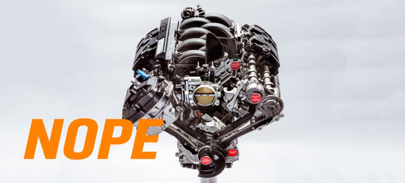Illustration for article titled No V8s To Be Found In 2017 10 Best Engines List