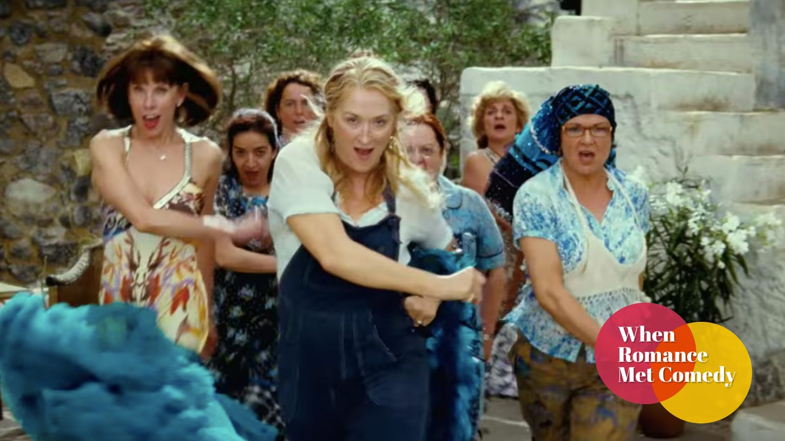 You can dance, you can jive, you can love Mamma Mia! without