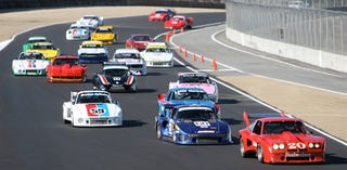 Illustration for article titled Monterey Historics IMSA Racing Action Gallery