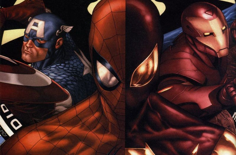 Illustration for article titled Spider-Man Joins Captain America: Civil War And More Movie Updates