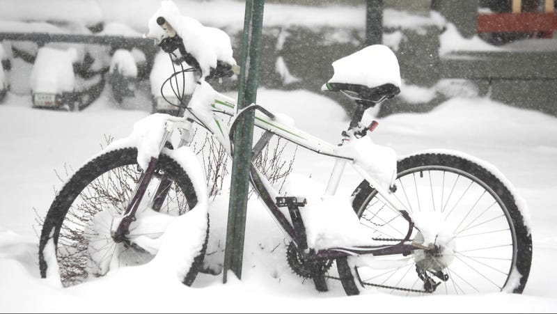 Four Ways to Winterize Your Bike Before Next Week's Commute