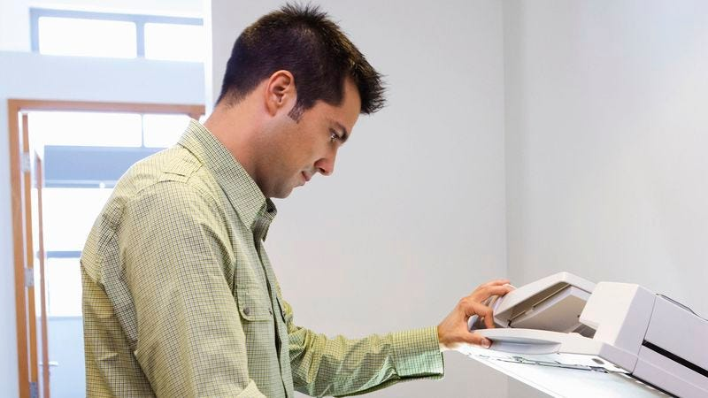 Illustration for article titled New Employee Finally Around Long Enough To Be Deemed Incompetent