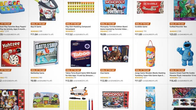 There s Something For Everyone In Amazon s One-Day Game Sale