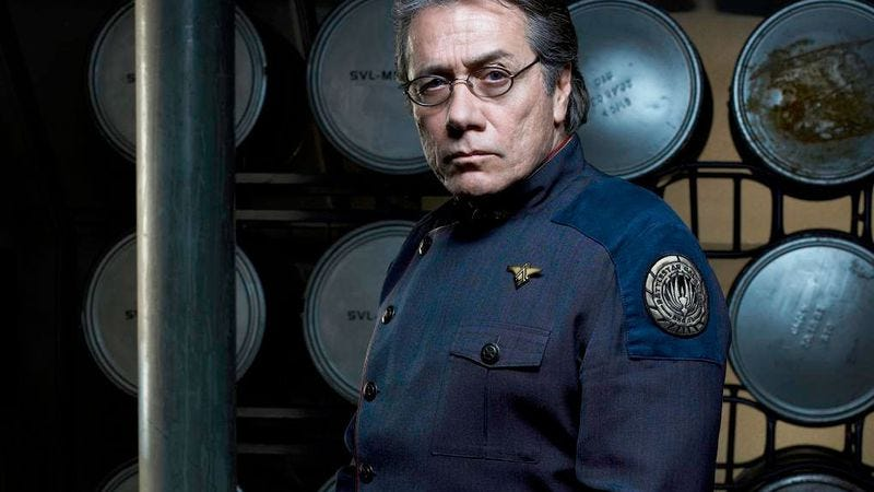 Illustration for article titled Edward James Olmos is joining Agents Of S.H.I.E.L.D.