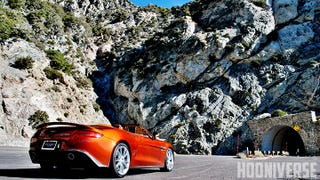 Illustration for article titled 2014 Aston Martin Vanquish Volante - Video Review