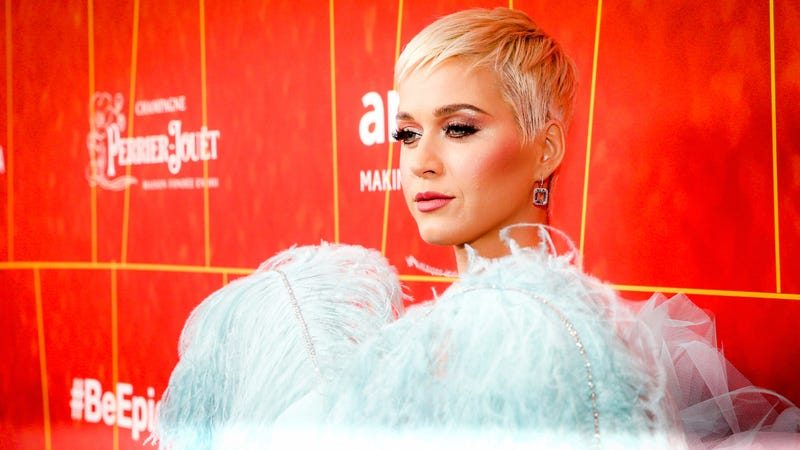 Illustration for article titled Katy Perry Is the Highest Paid Woman in Music, Despite Album Flop