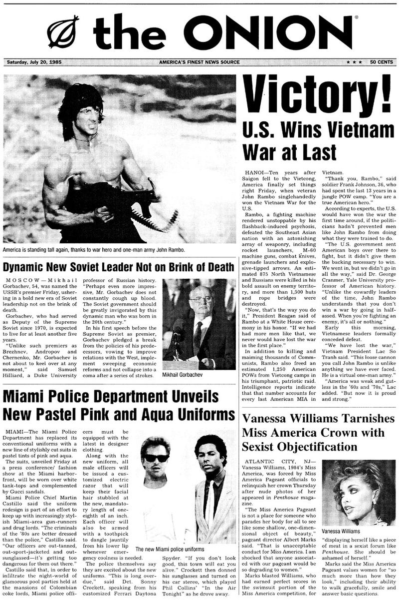 feature posting concerning vietnam war