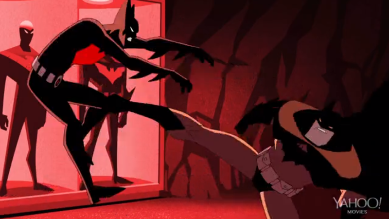 Illustration for article titled Watch the Brand New Batman Beyond Short, Featuring Kevin Conroy