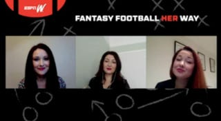 Illustration for article titled ESPNW Publishes Patronizing Advice For Female Fantasy Football Players