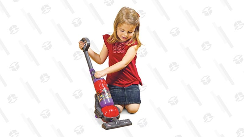 CASDON Toy Vacuum | $45 | Amazon