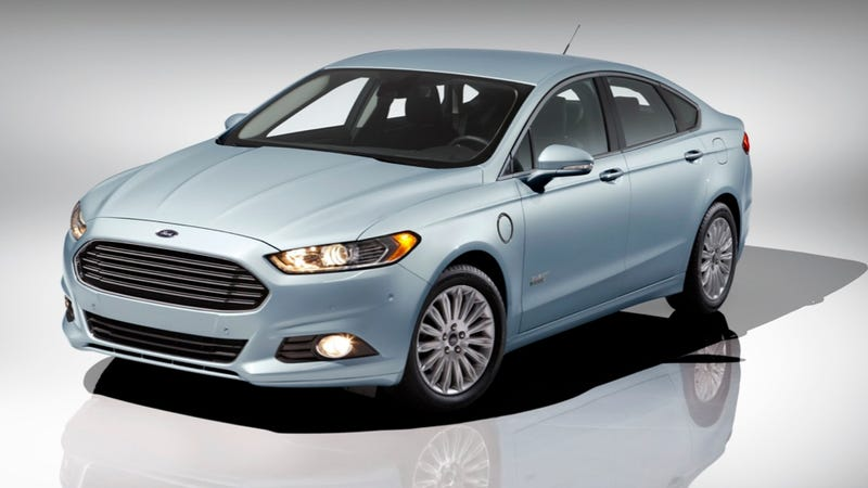 Illustration for article titled 2013 Ford Fusion Energi: The World's Most Efficient Car*