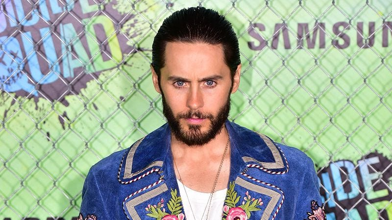 Jared Leto Is Going Back To Being A Rock Star