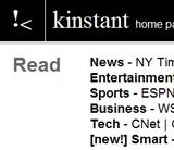 Illustration for article titled Kinstant Is a Kindle-Friendly Start Page