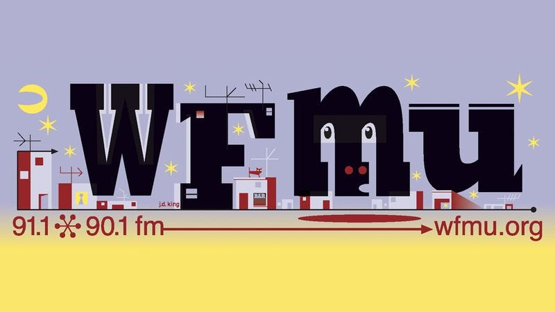 Illustration for article titled Get Involved, Internet: Help WFMU recover from Hurricane Sandy with its emergency pledge drive