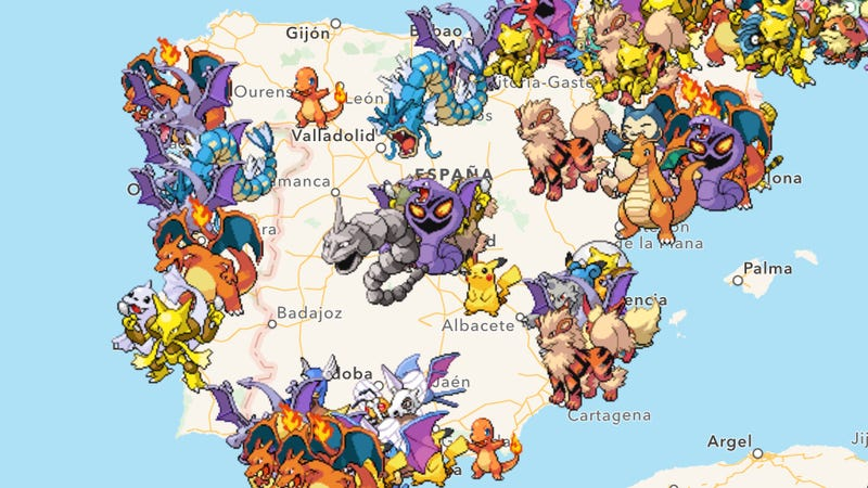 Illustration for article titled Poke Radar sigue funcionando tras el veto de Niantic, y ahora tiene app para Android