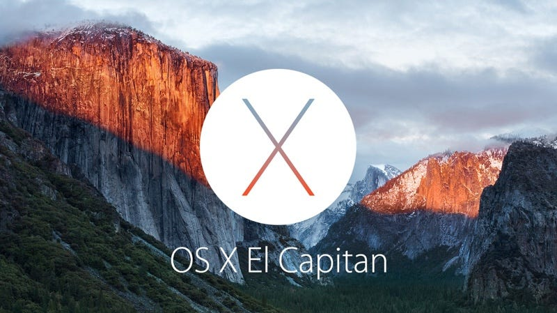 Illustration for article titled OS X El Capitan ya está disponible: 5 razones para correr a instalarlo