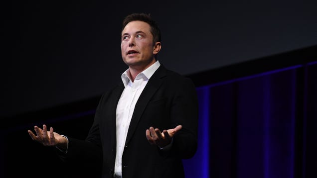 Get a Load of This Ridiculous Story About How Elon Musk Called a Tesla Critic's Boss to Complain About Him