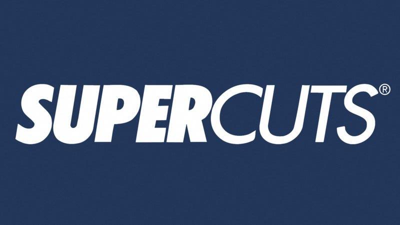 The SuperCuts logo.