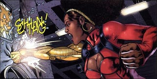 Illustration for article titled Marvel's Luke Cage Casts Misty Knight (Maybe?)