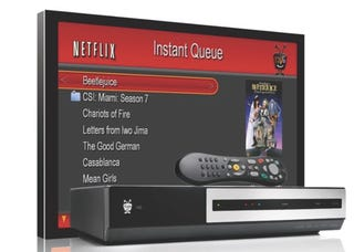 Illustration for article titled Netflix Streaming Finally on TiVo