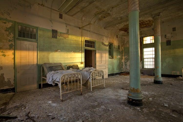 The Creepy World Of Abandoned Asylums