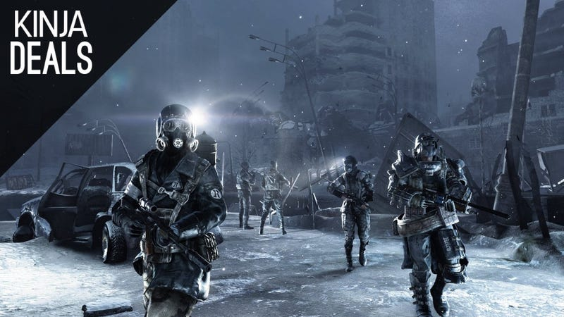 Illustration for article titled Metro Redux Delivers Two Great Games for $20