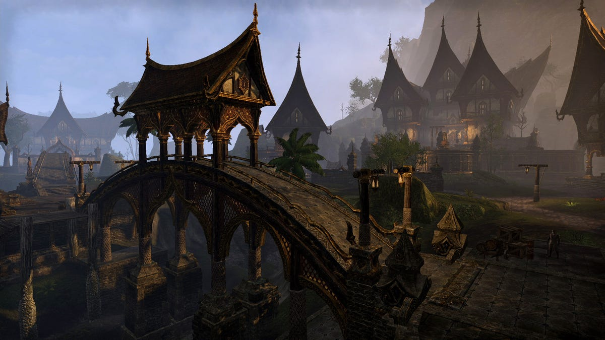 The Elder Scrolls Online Isn't Like Those MMOs You're Used To