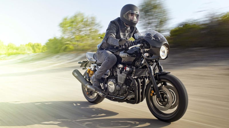 Illustration for article titled Yamaha Makes Me Love The XJR1300 Again