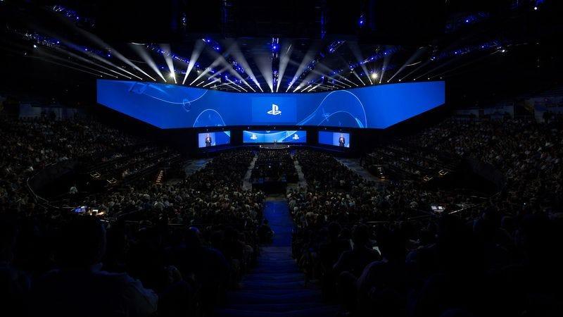 Photo: Sony's 2015 E3 press conference/Entertainment Software Association
