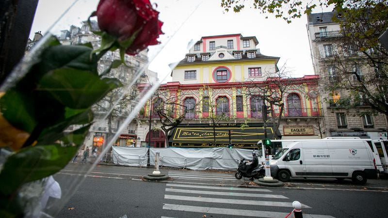 Illustration for article titled Parisian nightclub owners say they plan to re-open this weekend