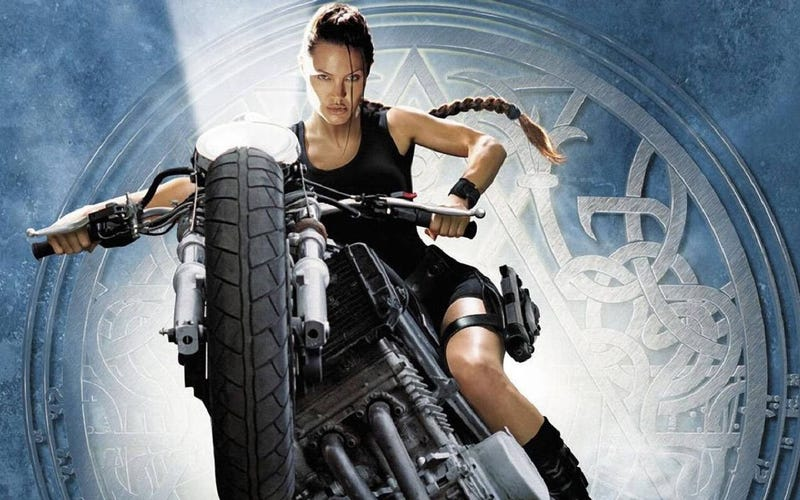Hollywood Female Action Movies List