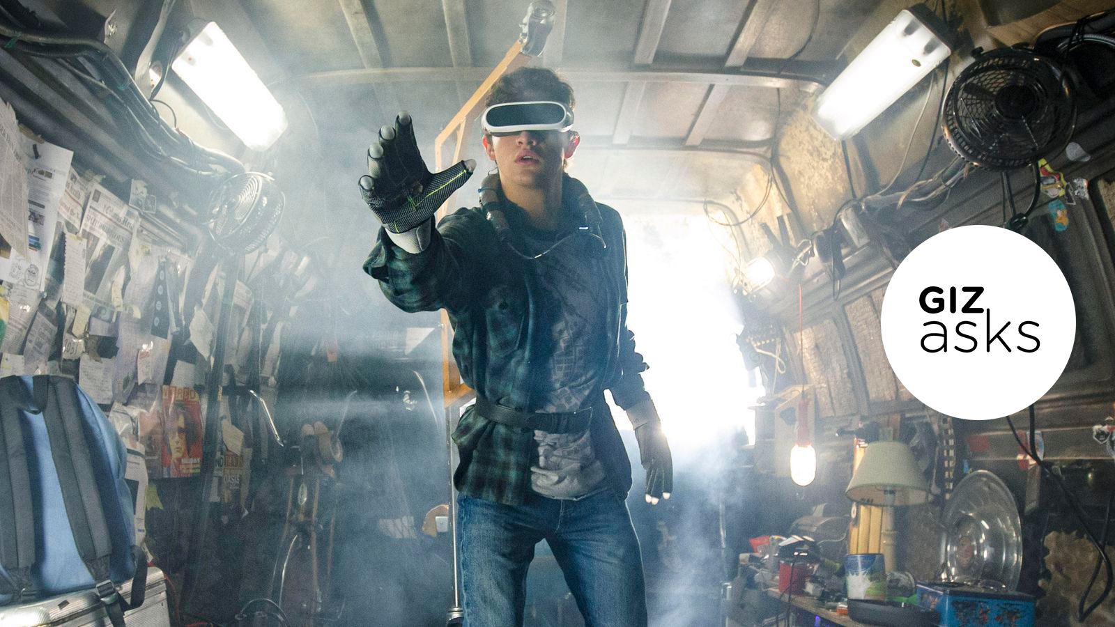 photo image Is the VR Universe in Ready Player One Possible?