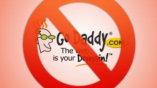 Illustration for article titled Ditch GoDaddy's SOPA-Loving Butt and Get a Better Web Host at a Discount
