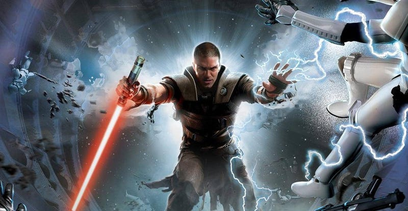 Illustration for article titled Rumor: Lucasarts Cancels Force Unleashed 3