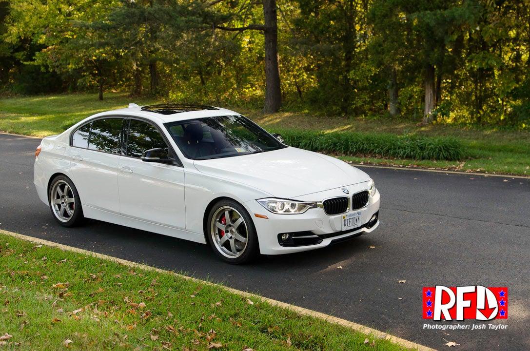 a not totally stock bmw f30 328i 6 speed manual review rh oppositelock kinja com BMW M3 BMW 328I F30 Tuning