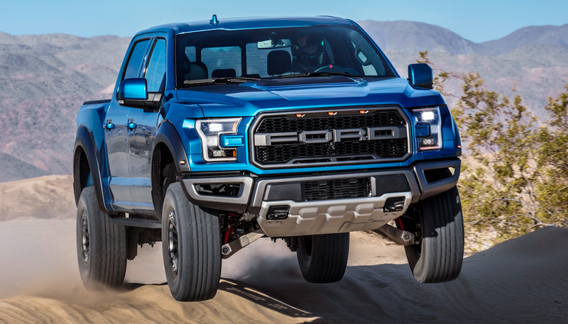 Here's Why The 2019 Ford Raptor's New 'Live Valve' Shocks ...