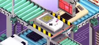 Illustration for article titled This neat animation makes me miss my childhood gadgets so much