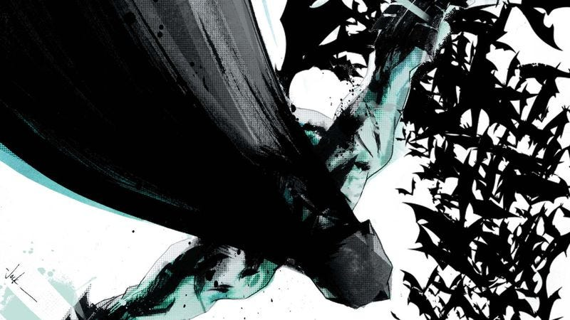 Illustration for article titled The chilling Batman #44 explores the tangled roots of urban crime