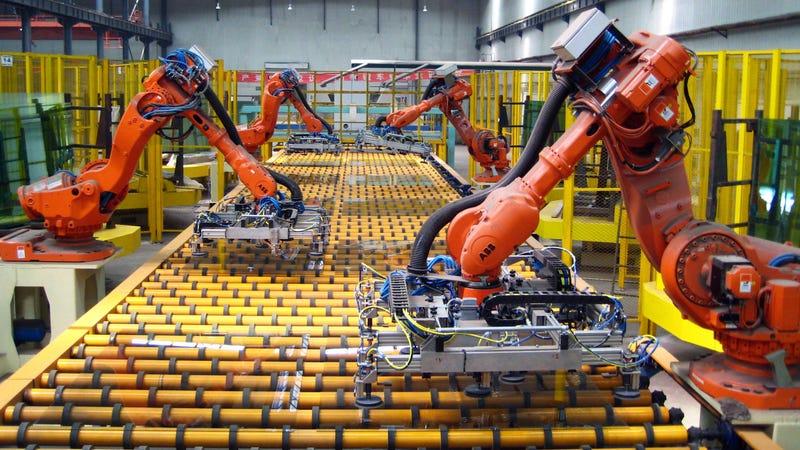 china robotics market research