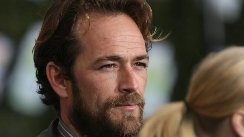Illustration for article titled This week's Riverdale will be Luke Perry's last