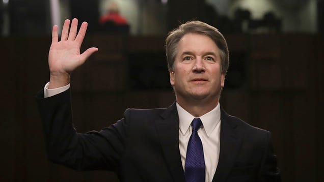 How to Watch the Brett Kavanaugh and Christine Blasey Ford Hearings Today, No Cable Required