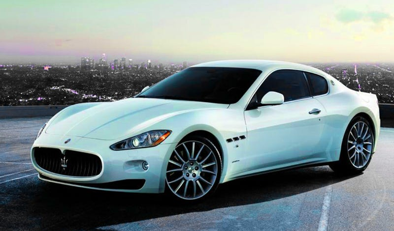 Illustration for article titled Maserati Gran Turismo S Automatic Headed For Geneva, Convertible To Follow