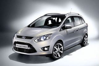 Illustration for article titled Ford Grand C-Max