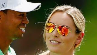 Illustration for article titled Lindsey Vonn And Tiger Woods Have Broken Up