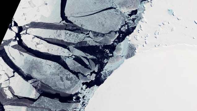 Ancient Ice Loss in Antarctica's Most Stable Region Paints a Bleak Picture of What Could Come