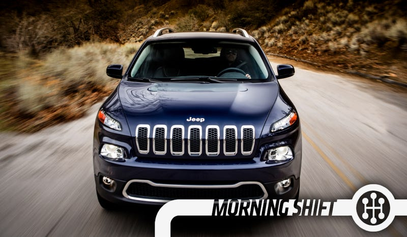 Illustration for article titled The 2014 Jeep Cherokee Was Originally An Alfa Romeo CUV