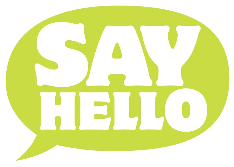 Illustration for article titled TAY Time Chat - Say Hello!