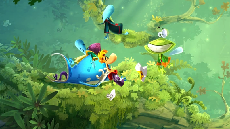 Illustration for article titled Ubisoft Boss Says New Rayman Is One of Ubisoft's Five Best Games Ever