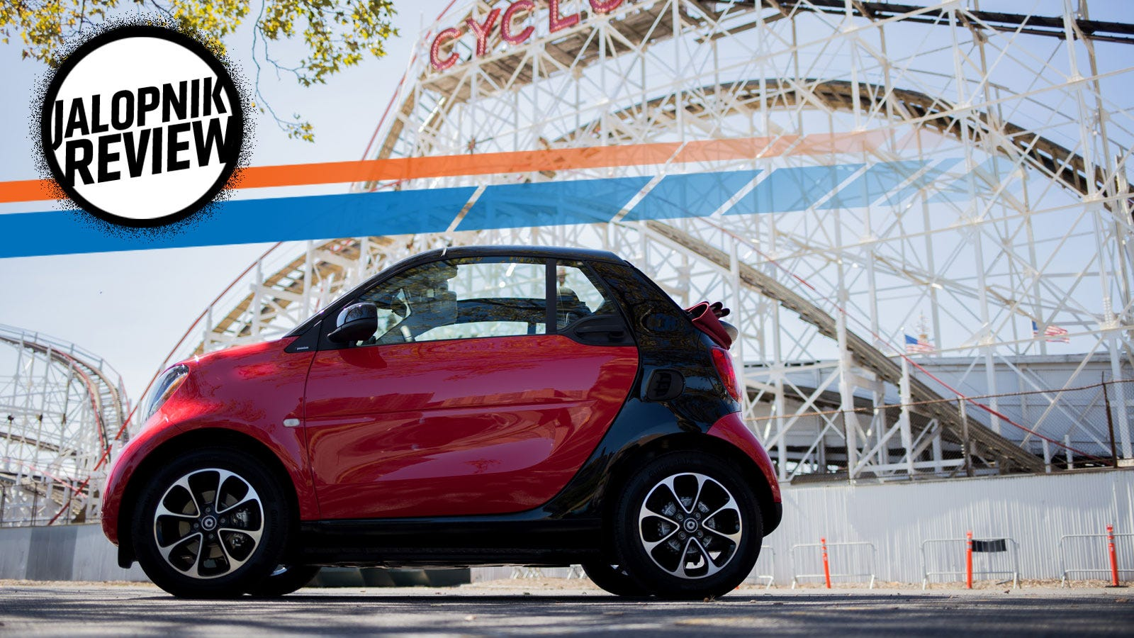 Smart car News Videos Reviews and Gossip  Jalopnik